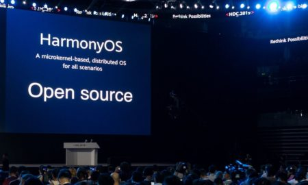 Huawei launches its new Harmony OS as another plan