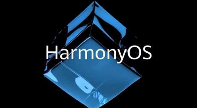 Huawei launches its new Harmony