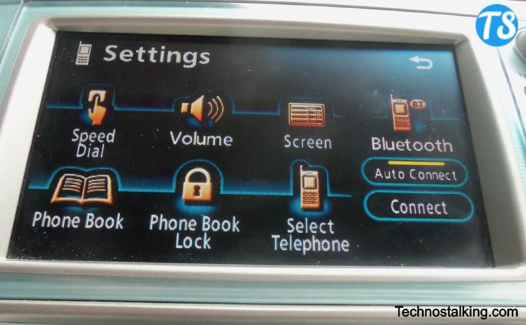 How to device Connect Bluetooth to Car