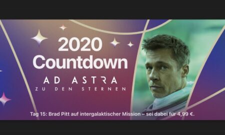 """Today """"Ad Astra - To the Stars"""" for € 4.99"""