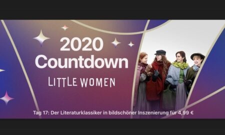"""Today """"Little Women"""" for 4.99 €"""