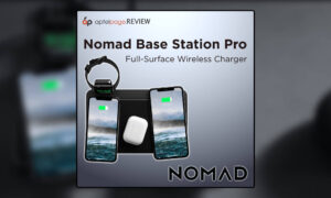 Nomad Base Station Pro: is AirPower finally here?
