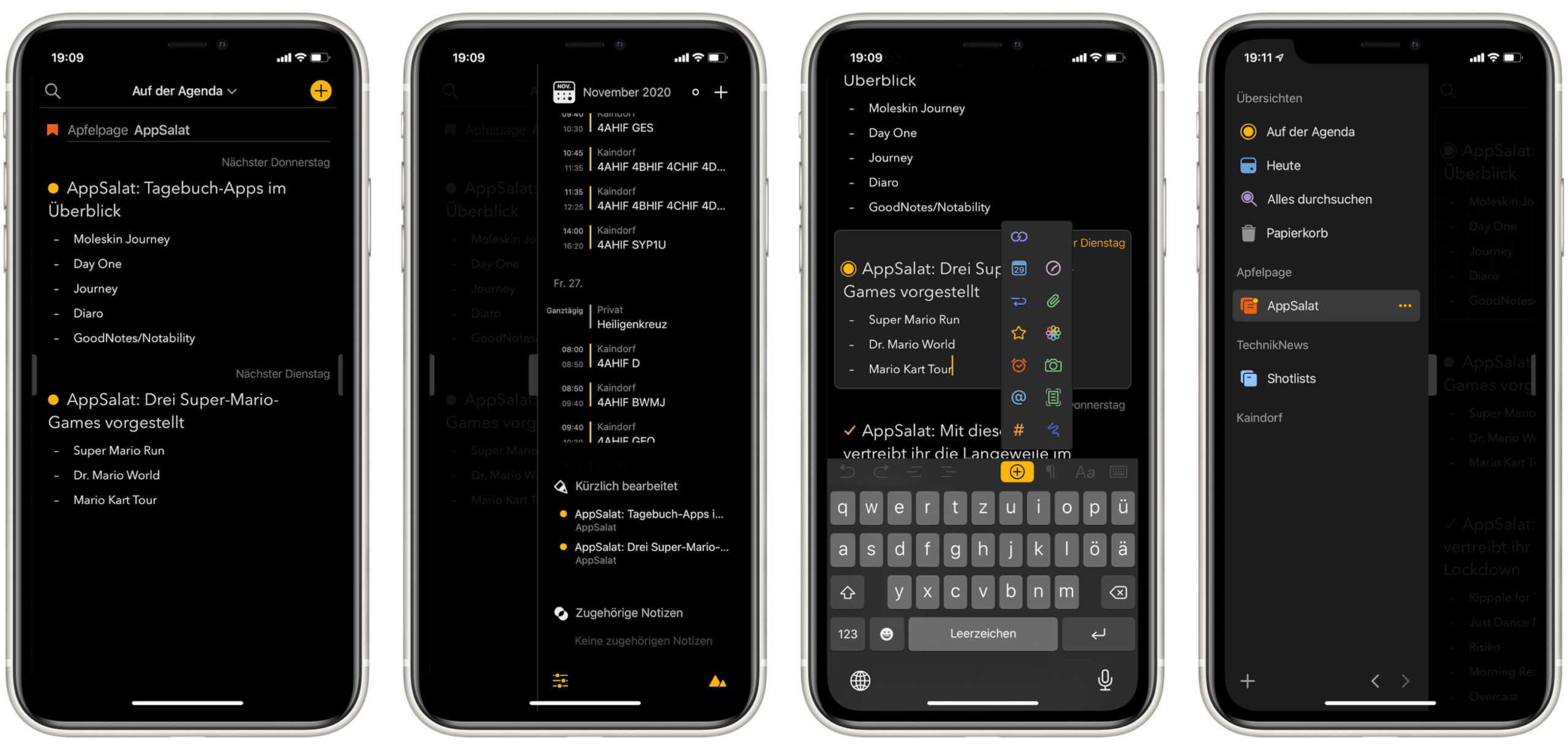 TOP 5 features of the notes app (+ competition for the full version)