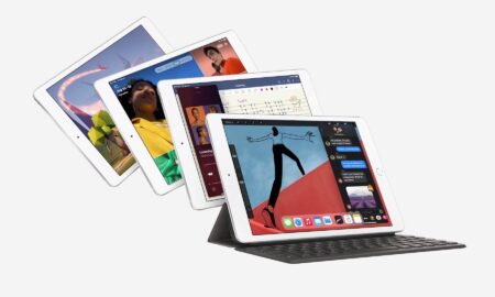 Start in spring with 10.5 inch display and A13 CPU possible