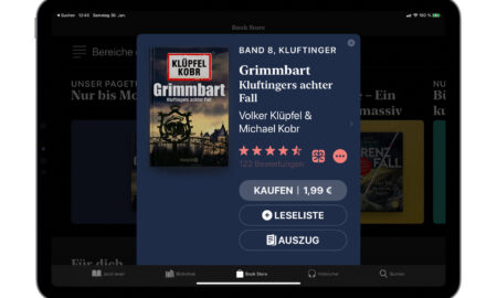 """""""Grimmbart - Kluftinger's eighth case"""""""