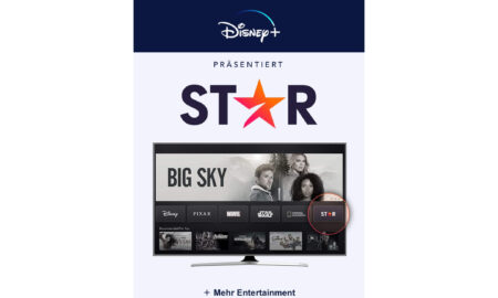 Disney will soon be offering a new channel with Star