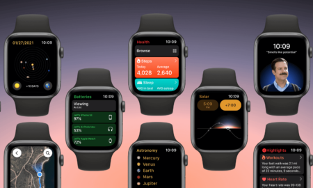 watchOS 8 with widgets and new apps - what do you think?