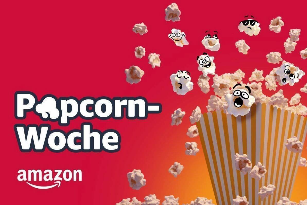 Amazon Popcorn Week started: The best offers!