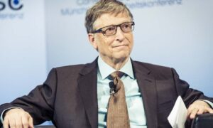 """Bill Gates: """"The West Must Stop Eating"""""""