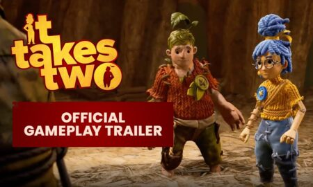 It Takes Two gameplay trailer is here