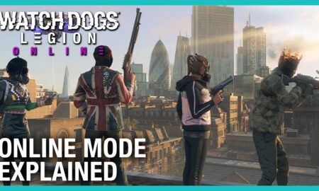 Watch Dogs: Legion multiplayer has been given a date