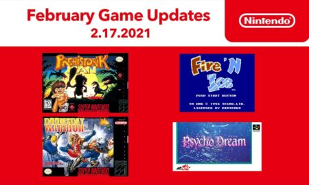 New NES and SNES games for Switch Online