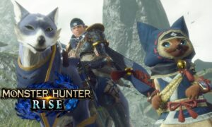 Monster Hunter Rise comes to PC but is delayed