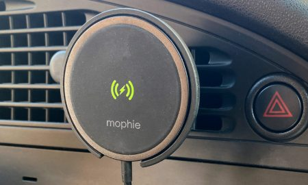Test: Mophie Snap - Backward compatible MagSafe charge