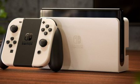 Nintendo unveils new Switch OLED - Released this fall